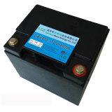 Batería de litio de 12V 40Ah para la luz del césped