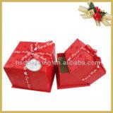 다채로운 수공지 포장 선물 상자