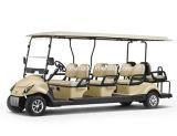 中国のセリウムによって証明される快適な8つのシートの電気ゴルフ手段