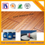 O adesivo para a ligação e a madeira contínua de emenda