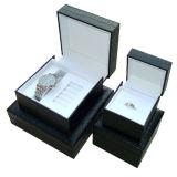 Caja de embalaje del diseño de la joyería blanca creativa del regalo