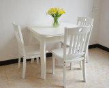 Mesa de jantar de madeira contínua (M-X2153)