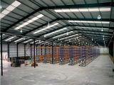Пакгауз стальной структуры высокого качества для хранения