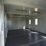 Casa mobile prefabbricata del pacchetto piano con la certificazione del Ce (KXD-CH48)
