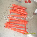 폴리우레탄 무기물 별거를 위한 수력 전기 사이클론 그룹
