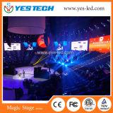 Visualización de LED a todo color al aire libre ahorro de energía del alto brillo P5.9