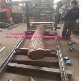 Il ciclo del legno della segheria portatile ha veduto che la grande scala ha veduto la macchina