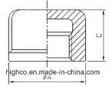 Protezione rotonda del tubo dell'accessorio per tubi dell'acciaio inossidabile