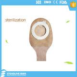 China-Lieferantwegwerfcolostomy-Beutel, maximaler Schnitt 68mm