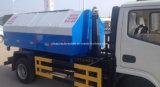 5 Cbm Dongfeng 4X2 작은 팔은 5 톤이 트럭을 떼어내는 쓰레기 트럭을 복사한다