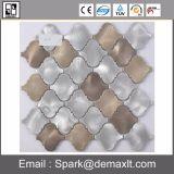 Mosaico poco costoso del marmo delle mattonelle di pavimento del getto di acqua per materiale da costruzione