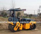 De Machines Pers Jm206h van de Aanleg van wegen van de TrillingsRol van 6 Ton de Volledige Hydraulische