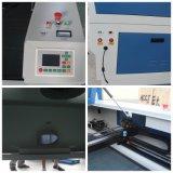 Machine de découpage de laser de CO2 d'Akj1390CCD avec le coupeur de laser de CCD