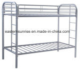 Armário da Armadilha Double Decker Layer Steel Iron Metal Bunk Bed