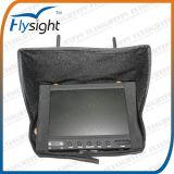 RC701 7inch Construir-em avoirdupois Rx Fpv Diversity LCD Monitor para Aircraft Remote Control Toy Includes R/C Toys Model Airplane Better Application para Dji Phantom (RC701)