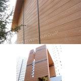 Панель пожаробезопасного деревянного зерна составная (TF-04S)