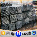 tubo d'acciaio quadrato galvanizzato Caldo-Tuffato 50X50mm/tubo d'acciaio saldato quadrato