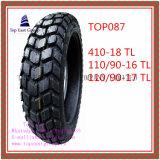 410-18 Zeitlimit, 110/90-16 Zeitlimit, Qualität Zeitlimit-110/90-17, schlauchlose, lange Lebensdauer-Motorrad-Reifen