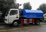 5 o rolo da arma ligeira de Cbm Dongfeng 4X2 fora do caminhão de lixo 5 toneladas retira o caminhão