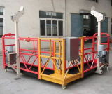 Gondole de nettoyage de guichet de construction de qualité