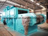純ベルトのタイプショットブラストのクリーニング機械