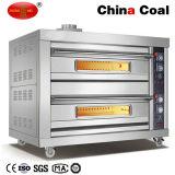 De commerciële Oven van de Bakkerij van de Pizza van de Transportband van het Gas