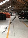 고품질 편평한 패턴 기관자전차 타이어 또는 타이어 (300-18)