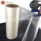 25 microns lustrés de BOPP de la chaleur de film de laminage