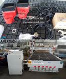 Multi macchina 1325 del router di CNC di falegnameria dell'asse di rotazione della testa due