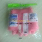 Los guantes de goma automáticos llenos fluyen empaquetadora