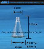 Dreieck-Form-Glasflasche für Sesam-Öl