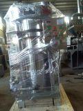 Macchina di estrazione dell'olio della noce di cocco della noce dell'arachide del sesamo da 45 chilogrammi piccola