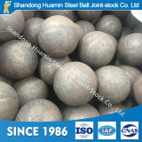 De gesmede Ballen van het Staal van de Molen van het Cement van 50mm Malende