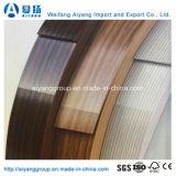 山東省からの家具のための固体PVC端バンディング