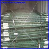 столб загородки 1.25lb/FT зеленый покрашенный обитый t с зажимом