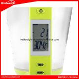 Escala eletrônica Multifunction do jarro do copo de medição de Digitas com indicador do LCD