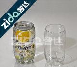 Getränkeplastikflasche der Haustier-einfache geöffnete Dosen-350ml für Getränk