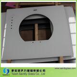 vetro piegato calore di 6mm per il vetro del comitato del cappuccio dell'intervallo