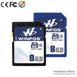 Winfos 8GB Class 10 High Speed SDHC Card met Real Capacity (w-sdhc-008)