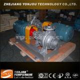 Pompe de chauffage, pompe de transfert d'huile chaude, pompe centrifuge auto-refroidissante à huile chaude, pompe à huile à haute température