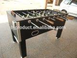 木製のハンドルのグリップのフットボール表の固体管の棒のサッカー表普及した上の販売5フィートの工場