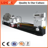 Cw61100高品質の切断のための慣習的な水平の金属の旋盤