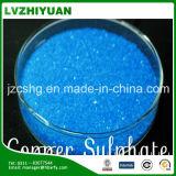 Het galvaniseren Rang 98% het Sulfaat van het Koper van het Kristal