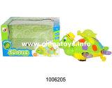 Jouet de canard en plastique actionné par batterie électrique (1006204)