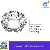 Qualitäts-freier Glasaschenbecher mit gutem Preis-Tafelgeschirr Kb-Hn01313