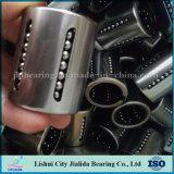 Tipo aberto rolamento linear do tamanho da polegada do movimento da corrediça (série OP 8-64mm de LMB… UU)