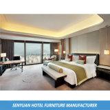 놓이는 상업적인 매끄러운 래커 색칠 호텔 침실 세트 한벌 가구 (SY-FP08-1)