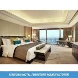 商業スムーズなラッカー絵画ホテルの寝室組の家具はセットした(SY-FP08-1)