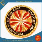工場価格の専門の記念品の挑戦金属の硬貨