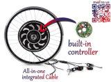 Magischer Fahrrad-Installationssatz-elektrischer Laufwerk-Installationssatz E-Fahrrad D.I.Y der Torte-5 elektrischer des Erzeugungs-500W-1000W Installationssatz